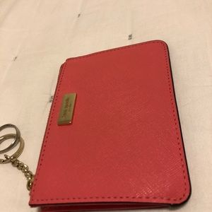Kate spade ID and card holder